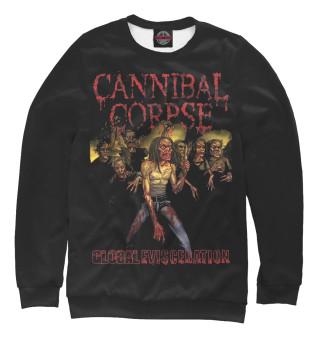 Одежда с принтом Cannibal Corpse