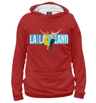 Худи женское La La Land (8608)