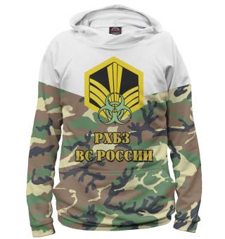Худи женское Войска РХБЗ (5033)