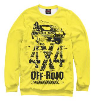 Одежда с принтом Off road (621651)