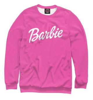 Одежда с принтом Barbie