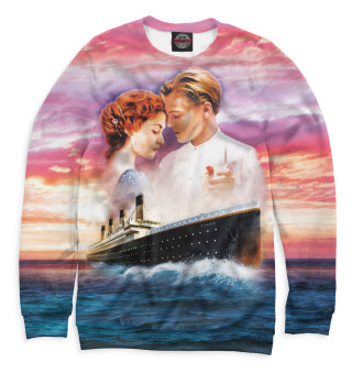 Одежда с принтом Титаник (742479)