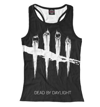 Майка борцовка женская Dead by Daylight (7656)