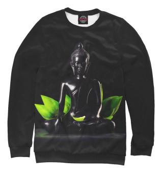 Одежда с принтом Будда