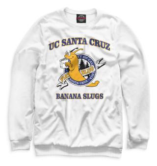 Одежда с принтом UC Santa Cruz Banana Slugs