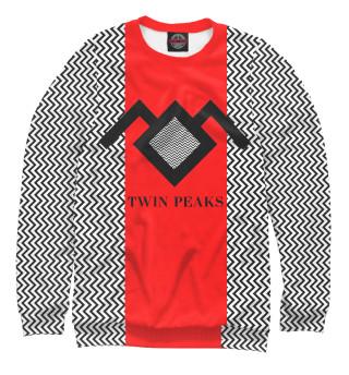 Одежда с принтом Твин Пикс (267867)