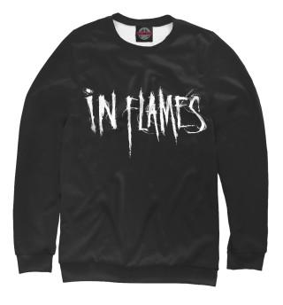 Одежда с принтом In Flames (179591)