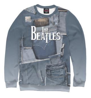 Одежда с принтом The Beatles (370548)
