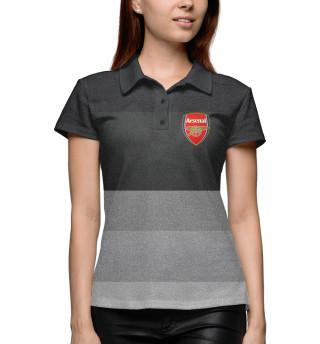 Поло женское Арсенал (7912)