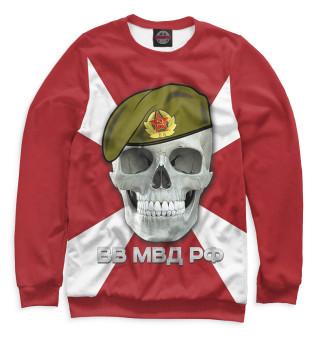 Одежда с принтом ВВ МВД РФ