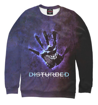 Одежда с принтом Disturbed (144773)