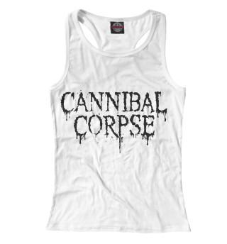 Майка борцовка женская Cannibal Corpse (2556)