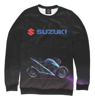 Одежда с принтом Suzuki (218183)