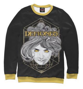 Одежда с принтом Deftones (216278)
