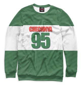 Одежда с принтом Чечня