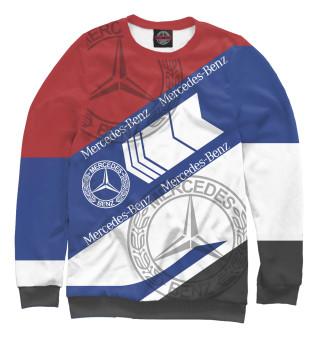 Одежда с принтом Mercedes-Benz (214608)
