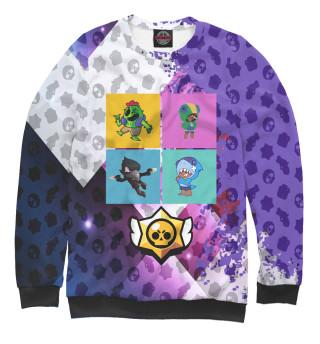 Одежда с принтом Brawl Stars 4