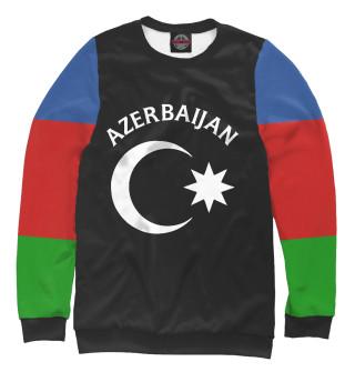 Одежда с принтом Азербайджан (189863)