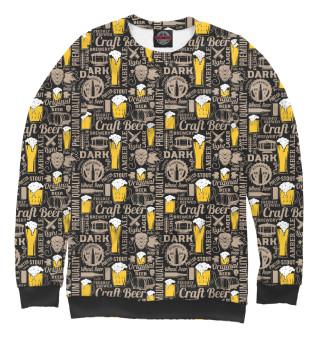 Одежда с принтом Craft Beer (196948)