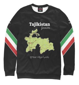 Одежда с принтом Таджикистан (141754)