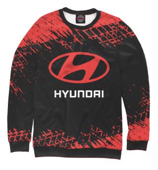 Одежда с принтом Hyundai / Хендай