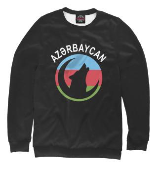 Одежда с принтом Азербайджан (953342)
