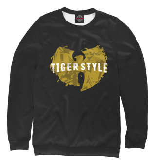 Одежда с принтом Wu-Tang - Tiger Style