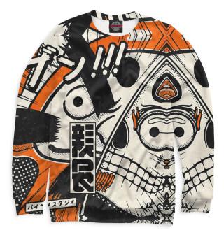 Одежда с принтом Япония (452490)