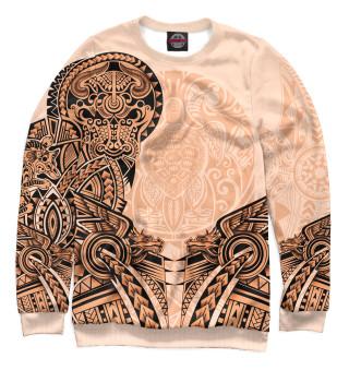 Одежда с принтом Полинезия (259716)