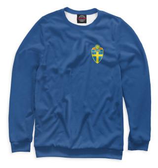 Одежда с принтом Сборная Швеции (379557)