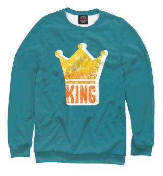Одежда с принтом True King