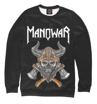 Одежда с принтом Manowar (208197)