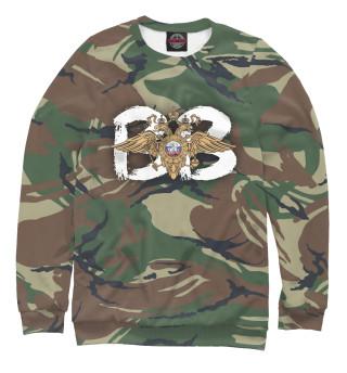 Одежда с принтом Внутренние войска (220939)