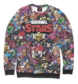 Одежда с принтом Brawl Stars (416013)