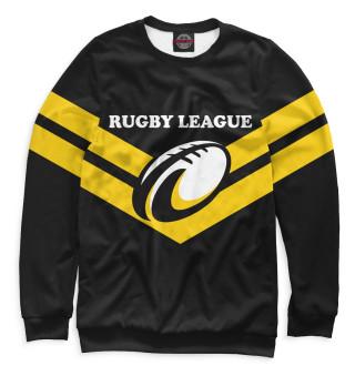 Одежда с принтом Rugby League