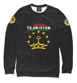 Одежда с принтом Tajikistan (131700)