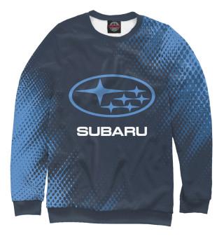 Одежда с принтом Subaru / Субару