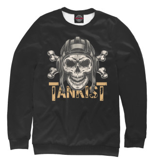 Одежда с принтом Tankist