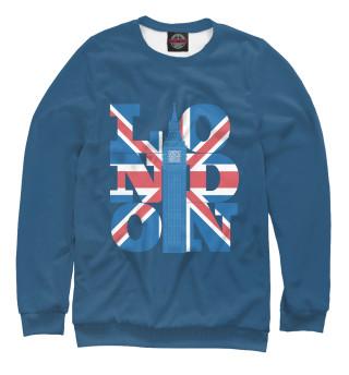 Одежда с принтом London (997112)