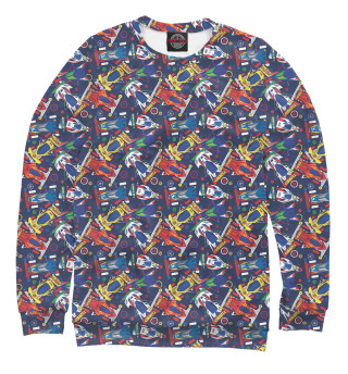 Одежда с принтом Формула-1 (559600)