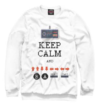 Одежда с принтом Код Konami