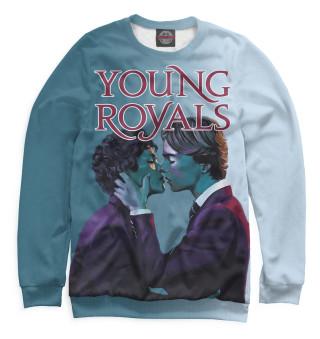 Одежда с принтом Молодые монархи (283606)