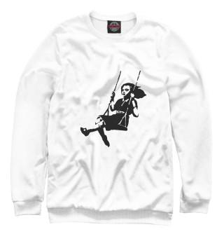 Одежда с принтом Banksy (233203)