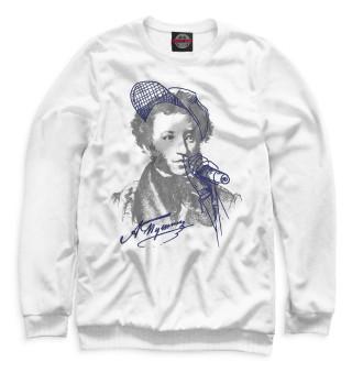 Одежда с принтом Александр Сергеевич Пушкин (910239)