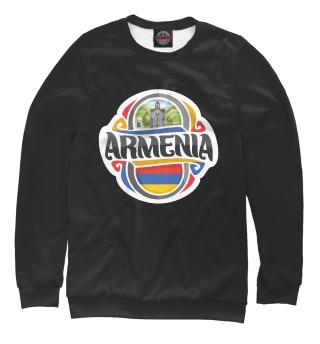Одежда с принтом Армения (394912)