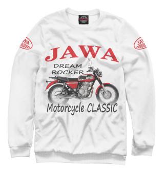 Одежда с принтом JAWA