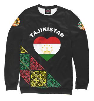 Одежда с принтом Таджикистан (730581)