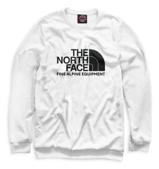 Одежда с принтом The North Face (462075)