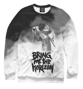 Одежда с принтом Bring Me the Horizon дым (307906)