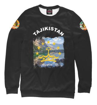 Одежда с принтом Tajikistan (803015)